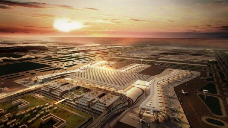 İstanbul Airport City Yabancı Yatırımcının Gözdesi Olacak
