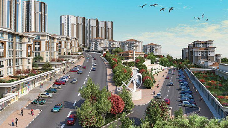 Kiptaş Vaditepe Bahçeşehir Projesi