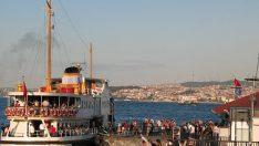 Bugün Karaköy Vapur İskelesi'nin İhalesi Yapılacak!