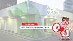 Garanti Bankası Konut Kredisi'nde Sabit Faiz Avantajı