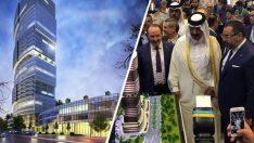 Teknik Yapı Katar'da Ön Lansman İçin Düğmeye Bastı!