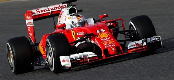 3D Yazıcı Teknolojisi Formula 1'de