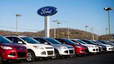 Ford Yarım Milyon Aracını Geri Çağırdı