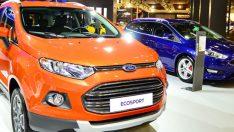 Ford Yeni Modelleri İle İstanbul'da