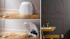 Evinizdeki Kabloları Ortadan Kaldırın
