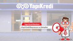 Yapı Kredi Bankası Taşıt Kredisi