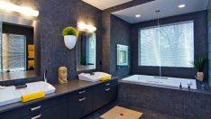 Banyo Dekorasyonunda Duvar ve Zemin Tercihi Nasıl Olmalı?