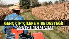 Genç Çiftçilere Hibe Desteği! Son Gün 5 Mayıs!