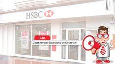 HSBC Taşıt Kredisi Başvurusu ve Detayları