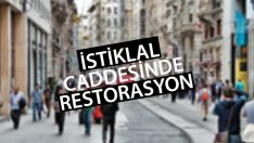 İstiklal Caddesi'ndeki Tehlikeli Binalar Yıkılıp Yeniden Yapılacak