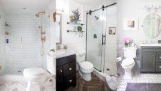 Küçük Banyo Nasıl Büyük Gösterilir?