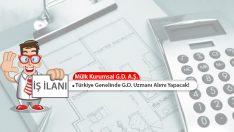 Mülk G.D. Türkiye Genelinde Gayrimenkul Değerleme Uzmanı Alımı Yapacak!