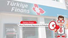 Türkiye Finans Taşıt Finansmanı Başvurusu ve Detayları
