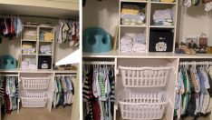 Bebek Odası İçin Müthiş Dolap Fikirleri!