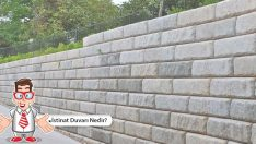 İstinat Duvarı Nedir?