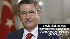 Canikli'den Uluslararası Gayrimenkul Borsası İçin Müjde!