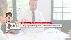 Ekspertur, Türkiye Geneli Çok Sayıda Gayrimenkul Değerleme Uzmanı Alımı Yapacak!