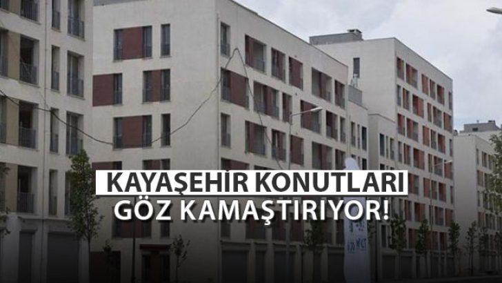 Botanik Parka Sahip Lüks TOKİ Evleri İçin Vatandaş Sıraya Girdi!