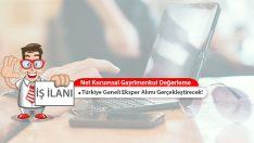 Net Kurumsal Gayrimenkul Değerleme'den Türkiye Geneli Eksper Alımı!
