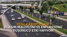 TCMB Açıkladı: Bölünmüş Yollar Ulaşım Maliyetlerini ve Enflasyonu Düşürüyor!