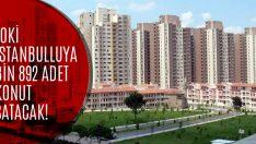 TOKİ İstanbul'da 1.892 Adet Konut Satışı Gerçekleştirecek
