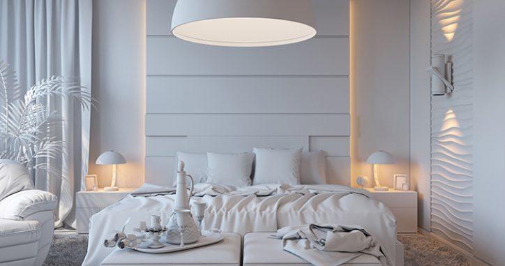 Yatak Odası İçin Renk Tercihi