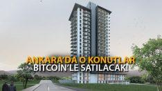 Bitcoinle Konut Satışı Şimdi Türkiye'de!