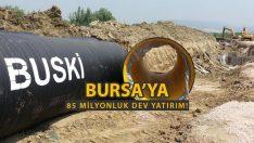 Bursa Büyükşehir Belediyesi'nden Dev Yatırım!