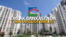 Emlak Bankası'nda Son Düzlüğe Girildi