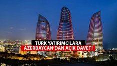 İnşaat Yatırımcılarına Azerbaycan'dan Davet!