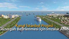 Kanal İstanbul Projesi İçin Önemli Adım!