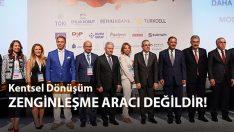 Turan: Kentsel Dönüşüm Bir Zenginleşme Aracı Değil!