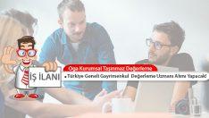Oga Kurumsal Taşınmaz Değerleme Türkiye Geneli Personel Alımı Yapacak!