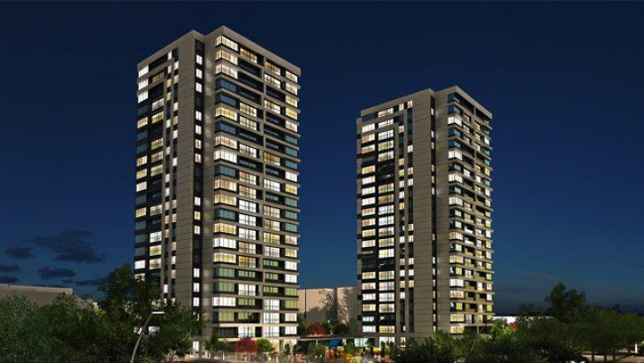 The Kayseri Forum Residence Konut Projesi