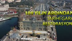 109 Yılın Ardından Tarihi Gar'a Restorasyon!