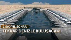 Efes Antik Kentini Denizle Buluşturacak Kanalın İhalesi Yapıldı!