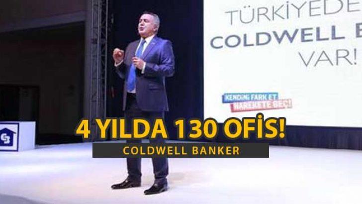4 Yılda Türkiye'de 130 Ofis!