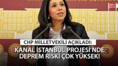 Kanal İstanbul İçin Deprem Riski!