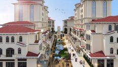 Körfezkent Çarşı Konut Projesi