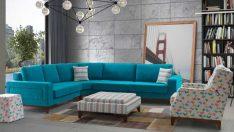 Oturma Odası Dekorasyonunda Tekli Koltuk Trendi