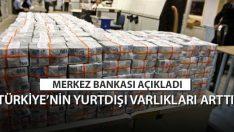 Türkiye'nin Yurtdışı Varlığı Ağustos Ayında Arttı!