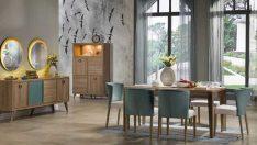 Yemek Odası Dekorasyonu İçin Nasıl Renkler Tercih Edilmelidir?