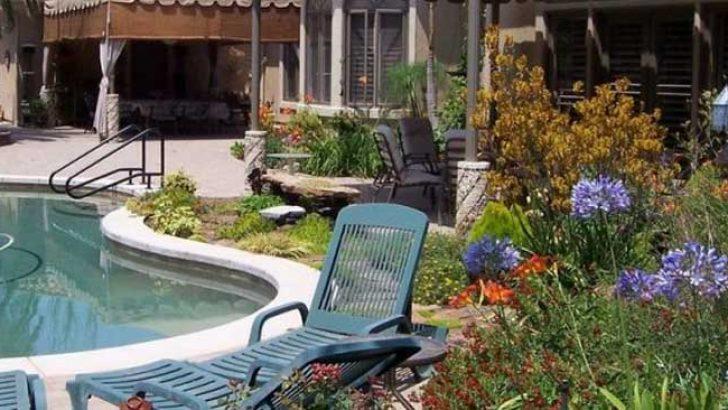 Yüzme Havuzu İçin Dekorasyon Stilleri