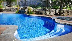 Zemin İçindeki ve Zemin Üzerindeki Yüzme Havuzları