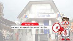 ABank Konut Kredisi Kampanyası! 60.000 TL Kredi!