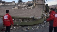 Depremin Ardından O Ayrıntı Dikkat Çekti!