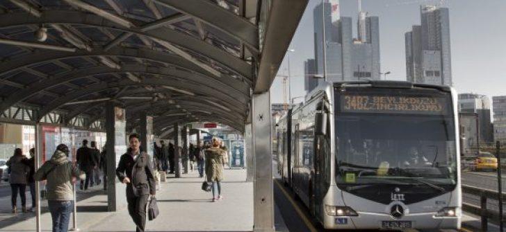 İstanbul'da Metrobüs Hattı O İlçeye Kadar Uzanacak!