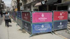 İstiklal Caddesi'nin Düzenleme Çalışmalarında Son Durum!