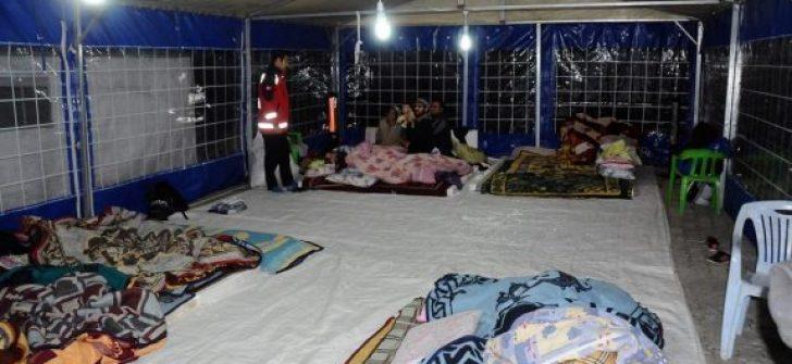Muğla'daki Depremzedeler Sonunda Taşınmaya İkna Edildi!