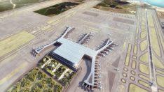 3. Havalimanı'na İlk Uçak O Tarihte İnecek!